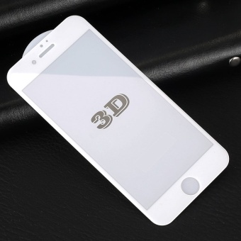 3D Curved Full Cover 9H Hardness Tempered Glass Screen Protector Film for iPhone 6 6S 4.7
