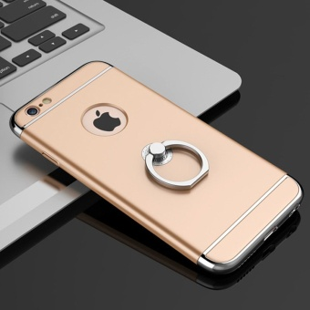 XHLEIA Rakaonline Source · Ultra Thin Metal Hybrid Anti skidding Hard Back Protective Cover Case With Ring Kickstand for